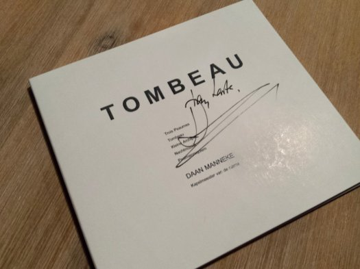CD 'Tombeau'